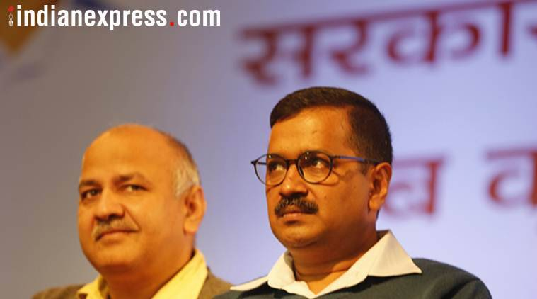 EC serves showcause notice to AAP over donation discrepancies