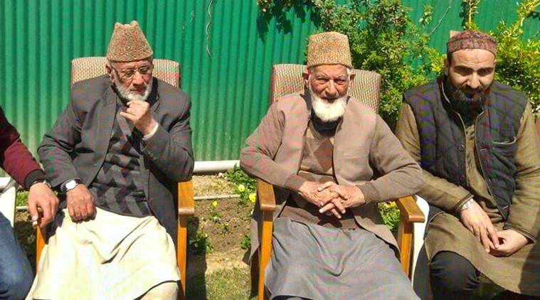 kashmir separatists, syed shah geelani, india pak dialogue, india pakistan talks on kashmir, kashmir dialogue, indian express
