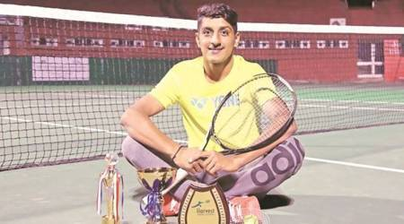 Junior Asia-Oceania Davis Cup: 15-year-old Krishan Hooda makes it to junior team