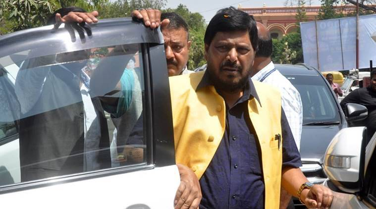 Ramdas Athawale on Samajwadi Party-BSP alliance in Uttar Pradesh for 2019 Lok Sabha election