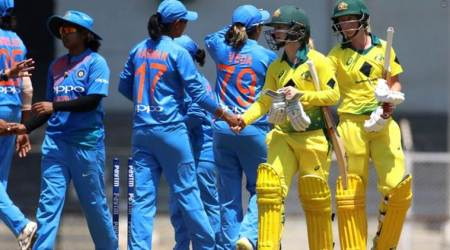 Australia beat India by 6 wickets in T20I tri-series opener