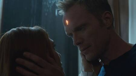 Elizabeth Olsen and Paul Bettany speak about Wanda and Vision's relationship in Avengers InfinityWar