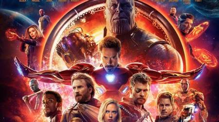 Avengers Infinity War's second trailer promises epic battle between Thanos andsuperheroes