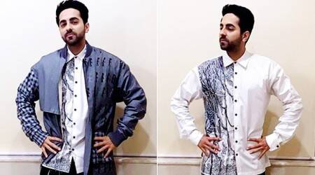 Ayushmann Khurrana's edgy anti-fit look will give you #stylegoals