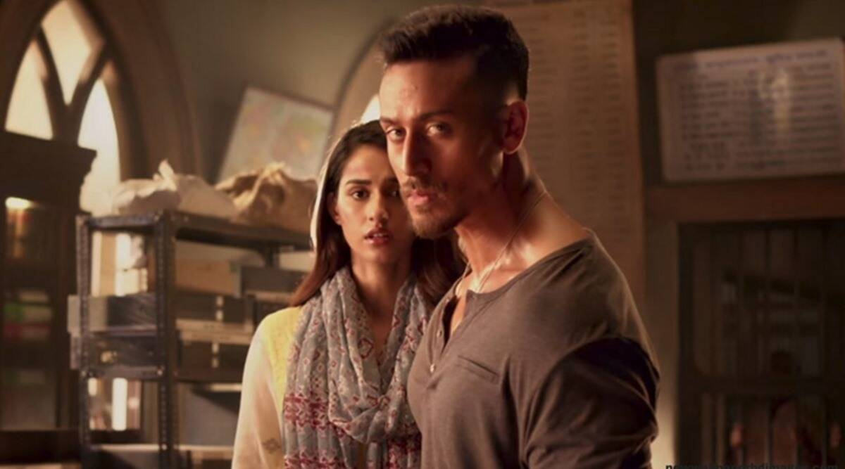 Baaghi 2 box office collection day 1: This Tiger Shroff film opens at a  magnificent Rs 25.10 cr | Entertainment News,The Indian Express