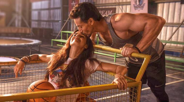 Tiger Shroff and Disha Patani in Baaghi 2 photos