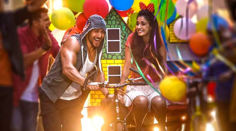 Tiger Shroff and Disha Patani in Baaghi 2