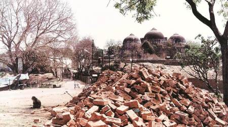 In Ayodhya case, a question recalled: Is mosque central to prayer inIslam?
