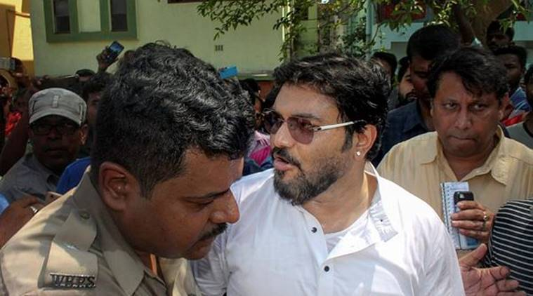 Ram Navami violence: Union Minister Babul Supriyo booked for rioting, assaulting IPS officer in Asansol