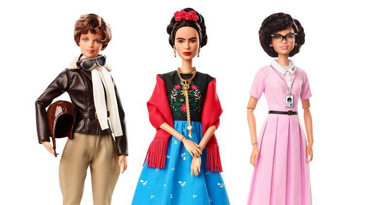 barbie, frida kahlo, barbie new dolls, barbie frida kahlo dolls, mattle, frida kahlo barbie dispute, lifestyle news, trending news, indian express
