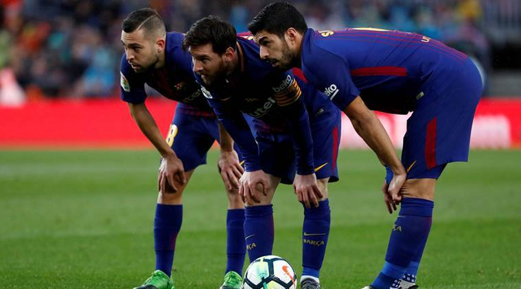 Barcelona Will Meet Chelsea In Champions League Fixture