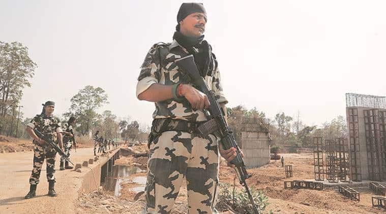 chhattisgarh, chhattisgarh police, maoist areas, maoist violence, raman singh, raipur, bjp, indian express news