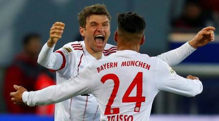 Bayern Munich's relentless title march closes on destination