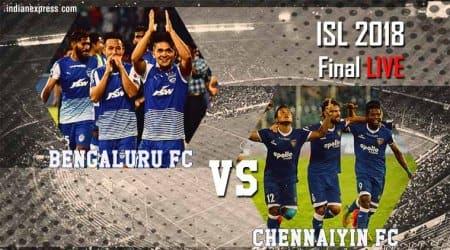 Bengaluru FC will play the ISL 2018 final against Chennaiyin FC.
