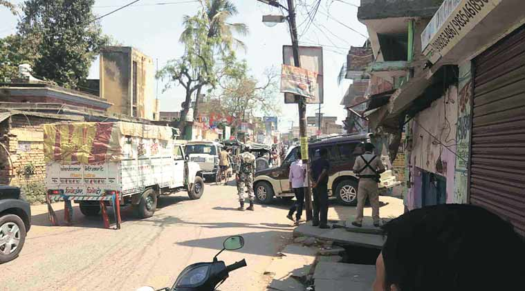 Bhagalpur communal violence: Union minister's son denied bail, still on the run