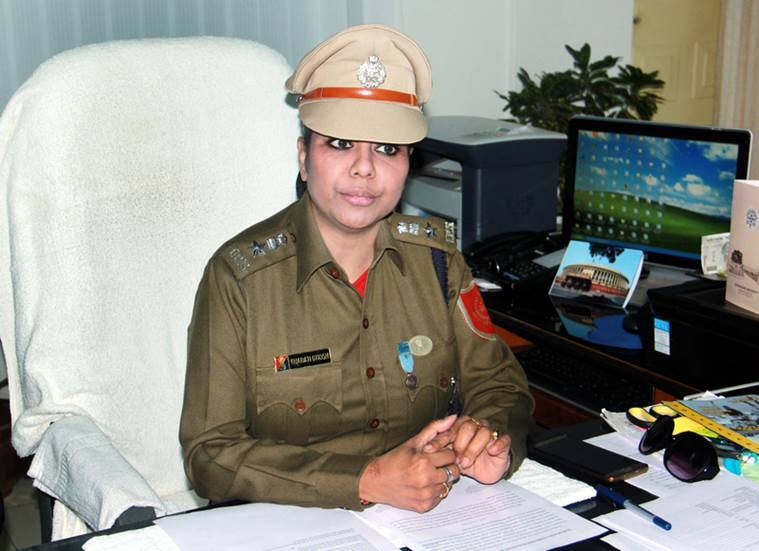 West Bengal top cop Bharati Ghosh missing