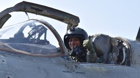 Bhawana Kanth becomes second woman fighter pilot to undertake solo flight in MiG-21