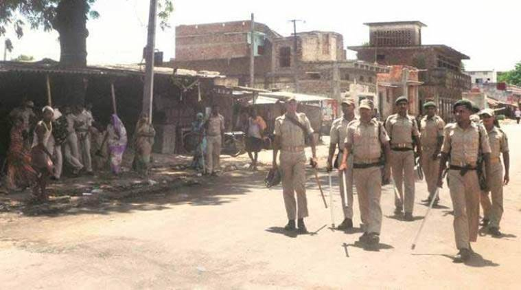 Communal clashes had erupted in several districts in the state since Ram Navami last Sunday. (Express File Photo)
