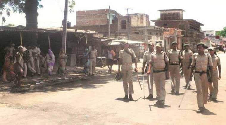 Fresh communal flare-up in Bihar, rioters go on rampage in Nawada, bihar violence, bihar rampage, bihar violence, indian express