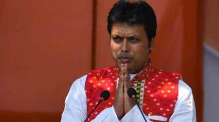 Tripura CM Biplab Deb to meet PM Modi to seek special financialpackage