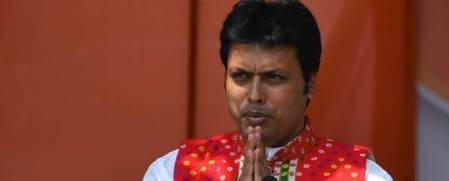 REWIND: Tripura Chief Minister Biplab Deb and his many faux pas