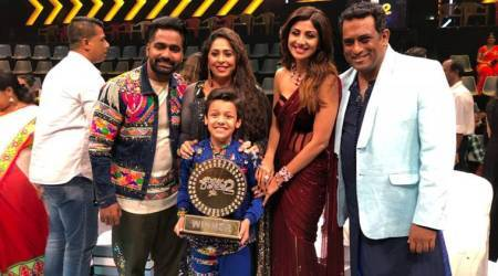 Bishal Sharma wins Super Dancer Chapter 2