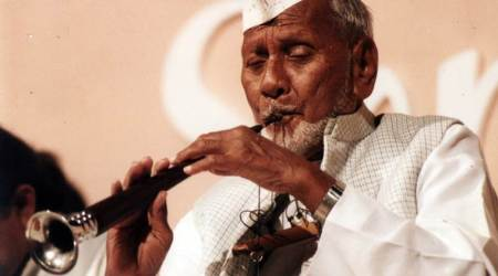 Google Doodle celebrates shehnai maestro Ustad Bismillah Khan on birth anniversary