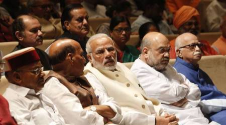 BJP parliamentary board meeting