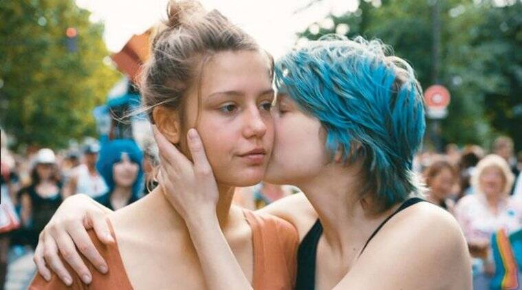 Resultado de imagen de blue is the warmest colour