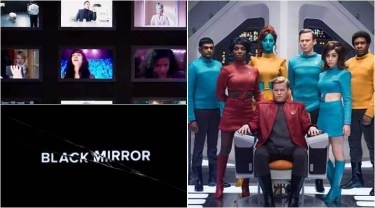 Anthology series 'Black Mirror' renewed for season 5 at Netflix