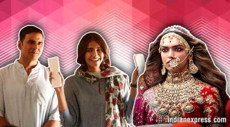 Top 5 opening week grossers of 2018: Padmaavat, Raid, PadMan and more