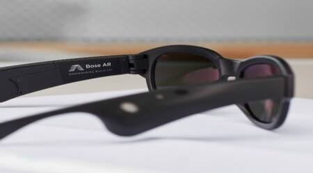 Bose's AR glasses to focus on audio, rather thanvisuals