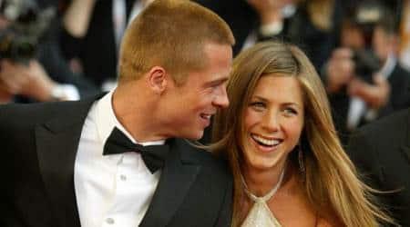 Brad Pitt makes first appearance after Jennifer Aniston split withhusband