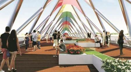 Gujarat: Sabarmati to get Its first foot-over bridge