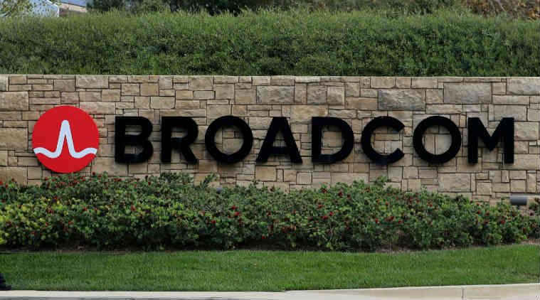 Broadcom Qualcomm bid US 5G technology Qualcomm smartphone chips Broadcom 5G network Committee on Foreign Investment in the United States wireless technology R&D spending semiconductor industry
