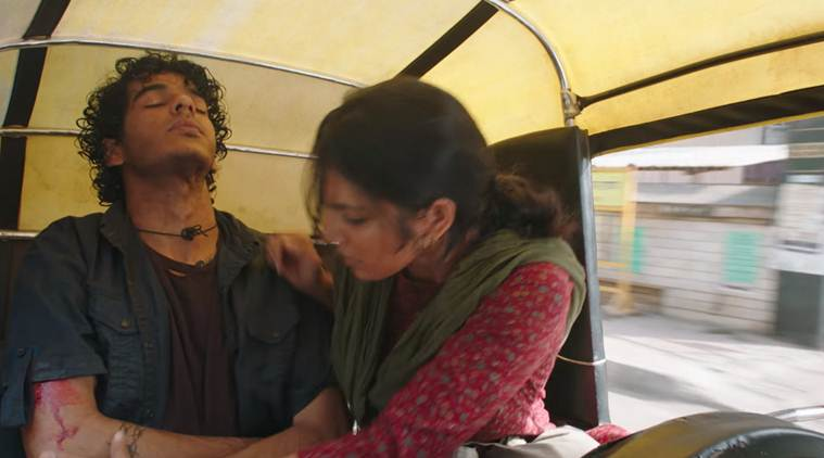 beyond the clouds ishaan khatter malavika mohanan trailer