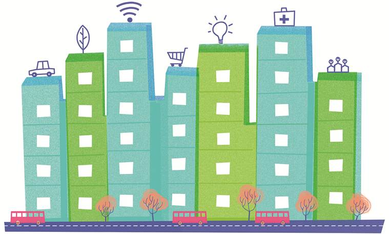 Smart Buildings: 'With growing tech advancement, real estate's risk exposure also on the rise'