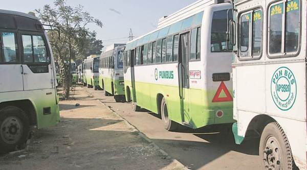 Chandigarh: 212 buses challaned for playing songs glorifying drugs, gun culture