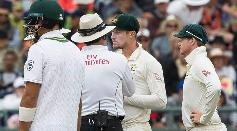 Australia are playing the third Test against South Africa in Newlands at Cape Town.