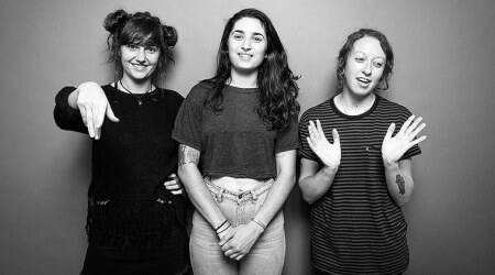Camp cope, how to socialise and make friends, Camp Cope second album, australian band, Indian express news