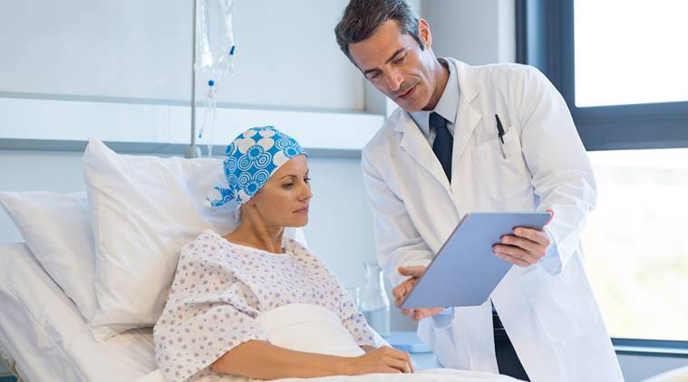 cancer care, cancer pain relief, cancer pain reduction method, new cancer study, pain relief cancer patients, medicine news, indian express, health news