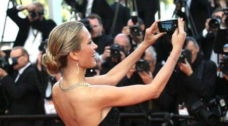 cannes film festival bans selfies