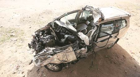 Three AIIMS doctors killed in accident on Yamuna E-way on way to Agra