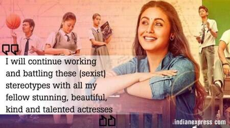 Rani Mukerji pens a heartfelt note on her birthday