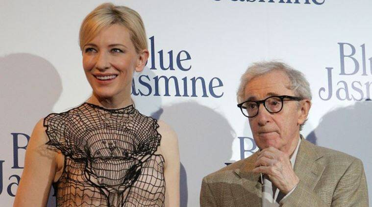 Cate Blanchett denies 'staying silent' on #MeToo while working with Woody Allen