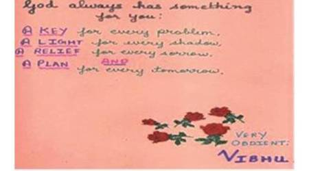Thank you SC: 10 year old's note to judges for resolving parents' marital disputecase