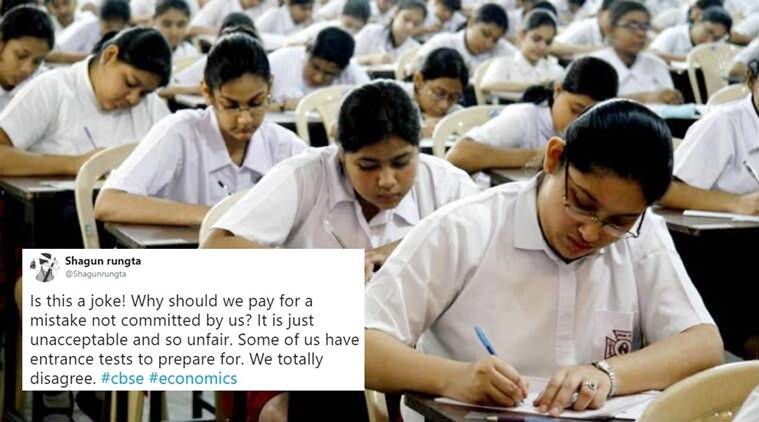 CBSE Orders Re-Exam For Class 12 Economics, Class 10 Maths Papers