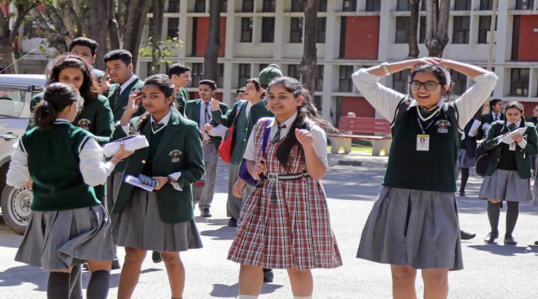 Error in CBSE class 10 English paper leads to confusion, PSEB paper 'tougher than class12'