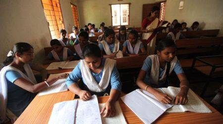 Girls have lesser annual average drop out rate than boys:HRD