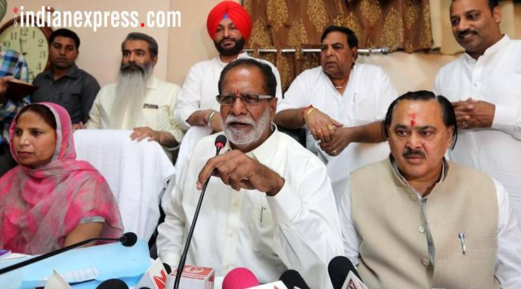 Ludhiana Municipal Corporation mayor, Ludhiana Municipal Corporation, Ludhiana Municipal Corporation mayor Balkar Singh Sandhu, Chandigarh News, Indian Express News
